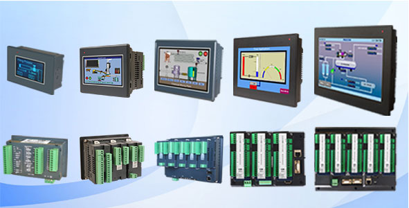 Flexipanels® HMI with I/Os